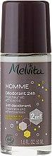 Voňavky, Parfémy, kozmetika Dezodorant - Melvita Homme 24H Deodorant