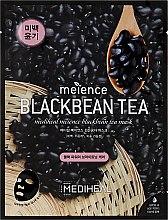 Voňavky, Parfémy, kozmetika Maska na tvár s výťažkom čiernej fazule - Mediheal Meience Blackbean Tea Mask