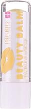 Voňavky, Parfémy, kozmetika Ochranný balzam na pery - Ingrid Cosmetics Beauty Balm Protective Lipstick (exotické ovocie)