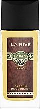 Voňavky, Parfémy, kozmetika La Rive Cabana - Parfumovaný deodorant