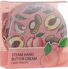Voňavky, Parfémy, kozmetika Parný výživný krém na ruky - SeaNtree Steam Hand Butter Cream Soft Peach 1