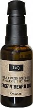Voňavky, Parfémy, kozmetika Olej na bradu a po holení - LaQ Face'n'Beard Oil