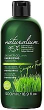 """Voňavky, Parfémy, kozmetika Sprchový gél """"Mladá pšenica"""" - Naturalium Energizing Shower Gel"""