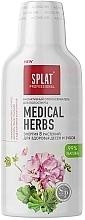 "Voňavky, Parfémy, kozmetika Ústna voda ""Liečivé byliny"" - Splat Medical Herbs"