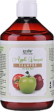 Voňavky, Parfémy, kozmetika Šampón na suché vlasy - Eco U Apple Vinegar Shampoo