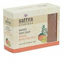 Voňavky, Parfémy, kozmetika Mydlo - Sattva Hand Made Soap Mango
