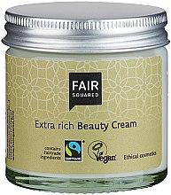 Voňavky, Parfémy, kozmetika Výživný krém na tvár - Fair Squared Extra Rich Beauty Cream