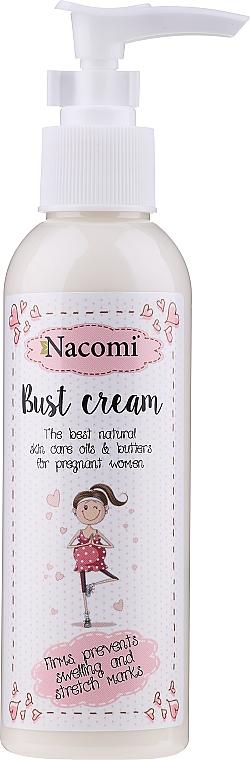 Mlieko na prsia - Nacomi Pregnant Care Bust Cream