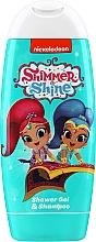 """Voňavky, Parfémy, kozmetika Šampónový sprchový gél """"Blikanie a lesk"""" - Disney Shimmer & Shine"""