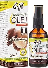 Voňavky, Parfémy, kozmetika Prírodný arganový olej - Etja Natural Argan Oil