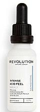 Voňavky, Parfémy, kozmetika Intenzívny peeling pre citlivú pokožku - Revolution Skincare Intense Acid Peel For Sensitive Skin