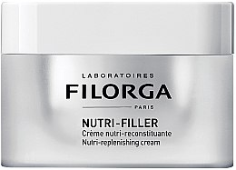 Voňavky, Parfémy, kozmetika Výživný krémový lifting na tvár - Filorga Nutri-Filler Replenishing Cream