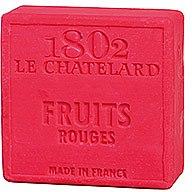 Voňavky, Parfémy, kozmetika Mydlo - Le Chatelard 1802 Soap Provence Fruits