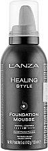 Voňavky, Parfémy, kozmetika Muštová báza na styling vlasov - L'anza Healing Style Foundation Mousse