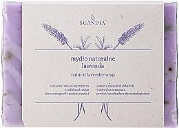 "Voňavky, Parfémy, kozmetika Mydlo ""Levanduľa"" - Scandia Cosmetics"