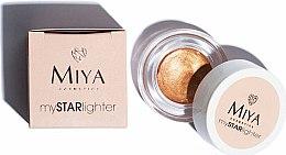 Voňavky, Parfémy, kozmetika Rozjasňovač na tvár - Miyo MyStarLighter