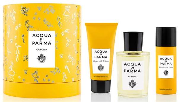Acqua Di Parma Colonia - Sada (edc/100ml + sh/gel/75ml + deo/50ml)