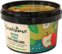 Voňavky, Parfémy, kozmetika Peeling na telo - Berrisimo Green Tonic Body Peeling