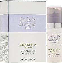 Voňavky, Parfémy, kozmetika Vyvažujúce sérum na tvár - Isabelle Lancray Zensibia Ultrazen Serum Equilibrant