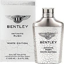 Voňavky, Parfémy, kozmetika Bentley Infinite Rush White Edition - Toaletná voda
