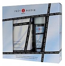 Voňavky, Parfémy, kozmetika Coty Pret A Porter Original - Sada (edt/100ml + Deo/75ml)