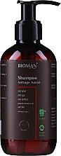 Voňavky, Parfémy, kozmetika Šampón proti starnutiu - BioMAN Aaron Anti-Age Shampoo
