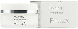 Voňavky, Parfémy, kozmetika Nočný krém BW na vyrovnanie tónu pleti - ForLLe'd Hyalogy BW Night Cream