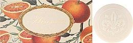 """Voňavky, Parfémy, kozmetika Sada toaletného mydla """"Pomaranč"""" - Saponificio Artigianale Fiorentino Orange (Soap/6x50g)"""