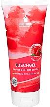 """Voňavky, Parfémy, kozmetika Sprchový gél """"Granátové jablko"""" - Bioturm Pomegranate Shower Gel No.71"""