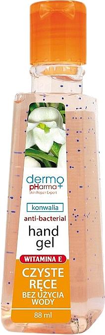 """Antibakteriálny gél na hygienu rúk """"Konvalinka"""" - Dermo Pharma Antibacterial Hand Gel"""