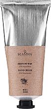 """Voňavky, Parfémy, kozmetika Krém na ruky """"Ruža"""" - Scandia Cosmetics Hand Cream 25% Shea Rose"""