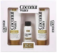 Voňavky, Parfémy, kozmetika Sada - Xpel Marketing Ltd Coconut Water Revitalising (shm/100 ml + cond/100 ml + ser/30 ml)