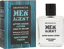 Voňavky, Parfémy, kozmetika Mlieko po holení - Dermacol Men Agent After Shave Lotion Gentleman Touch