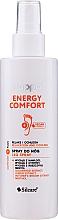 Voňavky, Parfémy, kozmetika Sprej na unavené nohy - Silcare Quin Body Relaxation And Cooling Spray Feet