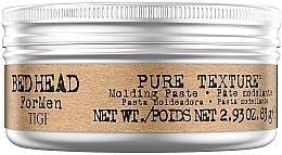 Voňavky, Parfémy, kozmetika Pasta na tvarovanie účesov pre mužov - Tigi Bed Head Men Pure Texture