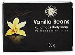 Voňavky, Parfémy, kozmetika Mydlo - Song of India Soap Vanilla Beans