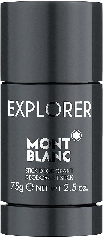 Montblanc Explorer - Dezodorant-stick