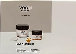 Voňavky, Parfémy, kozmetika Sada - Veoli Botanica Day And Night (cr/60ml + eye/cr/15ml)