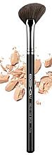 Voňavky, Parfémy, kozmetika Štetec na líčenie F656 - Eigshow Beauty Angled Fan Brush
