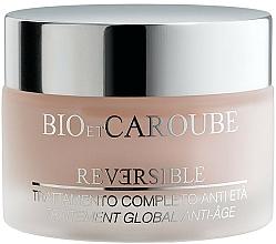Voňavky, Parfémy, kozmetika Protistarnúci vyhladzujúci krém na tvár - Bio et Caroube Reversible Complete Anti-Ageing Treatment