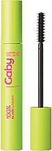 Voňavky, Parfémy, kozmetika Maskara na predlžovanie - Gabriella Salvete Gaby 100% Black Lashes Mascara