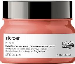 Voňavky, Parfémy, kozmetika Spevňujúca maska na vlasy - L'Oreal Professionnel Inforcer Strengthening Anti-Breakage Masque