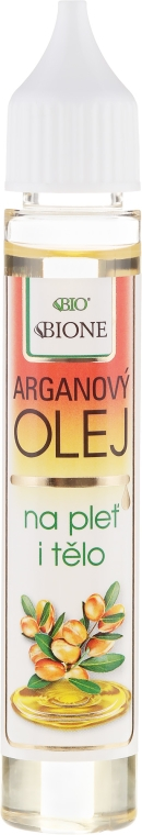 "Olej na tvár a telo ""Argan"" - Bione Cosmetics Argan Face and Body Oil"