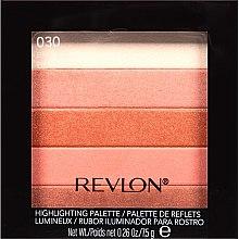 Voňavky, Parfémy, kozmetika Lícenka - Revlon Highlighting Palette