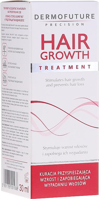 Kurz proti vypadávaniu vlasov - DermoFuture Hair Growth Peeling Treatment