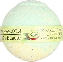 """Voňavky, Parfémy, kozmetika Šumivá guľa do kupeľa """"Ovocný sorbet"""" - Le Cafe de Beaute Bubble Ball Bath"""