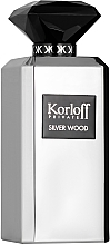 Voňavky, Parfémy, kozmetika Korloff Paris Silver Wood - Parfumovaná voda