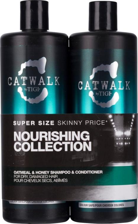 Sada - Tigi Catwalk Oatmeal & Honey (shm/750ml + cond/750ml)