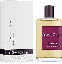 Voňavky, Parfémy, kozmetika Atelier Cologne Ambre Nue - Kolínska voda