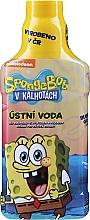 Voňavky, Parfémy, kozmetika Ústna voda - VitalCare Sponge Bob Mouthwash for Children